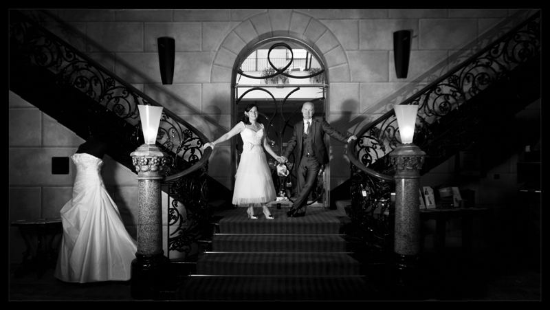 Wedding photography at Hotel du Vin in Birmingham